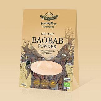 baobab organic powder