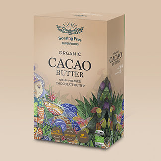 cacao butter organic