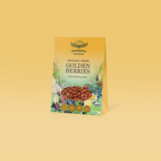 organic golden berries