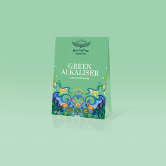 Green Superfood Powder For Alkalising By Soaring Free Superfoods