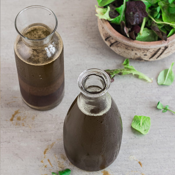 Hemp Oil Salad Dressing