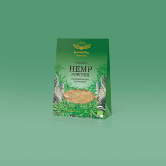 hemp powder organic