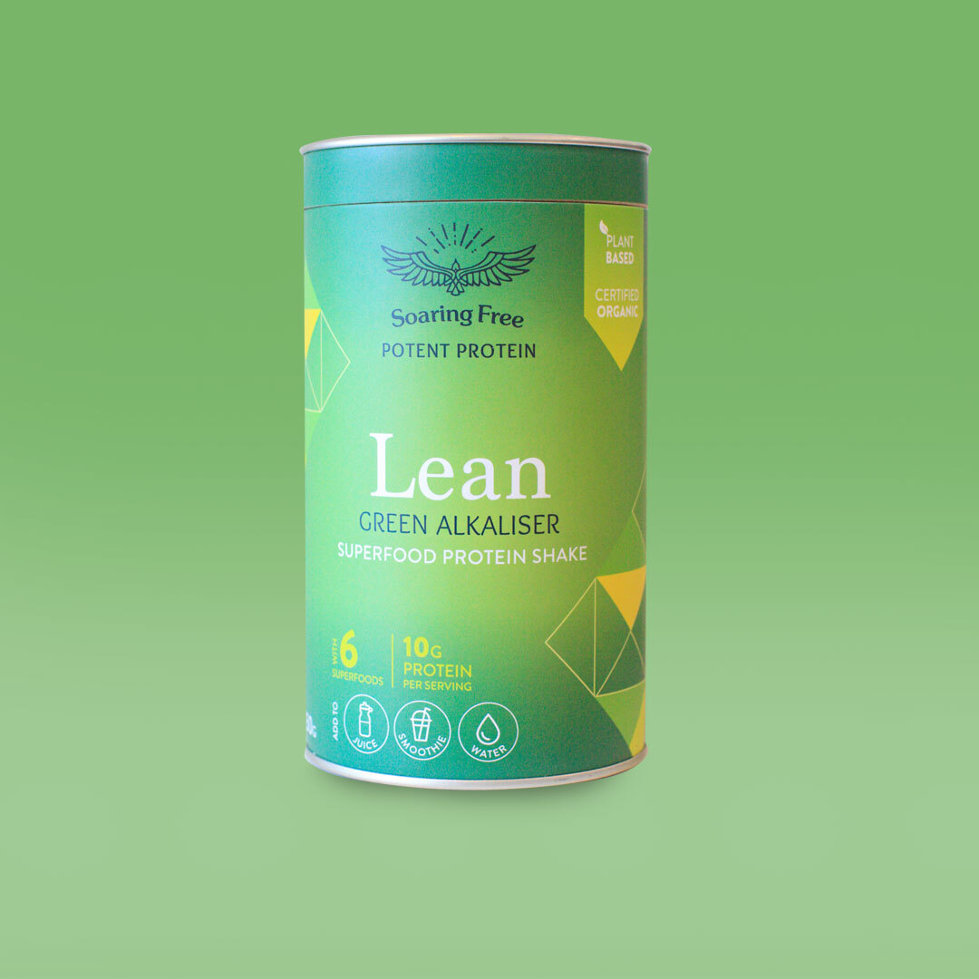 Lean Superfood Protein Shake 500g