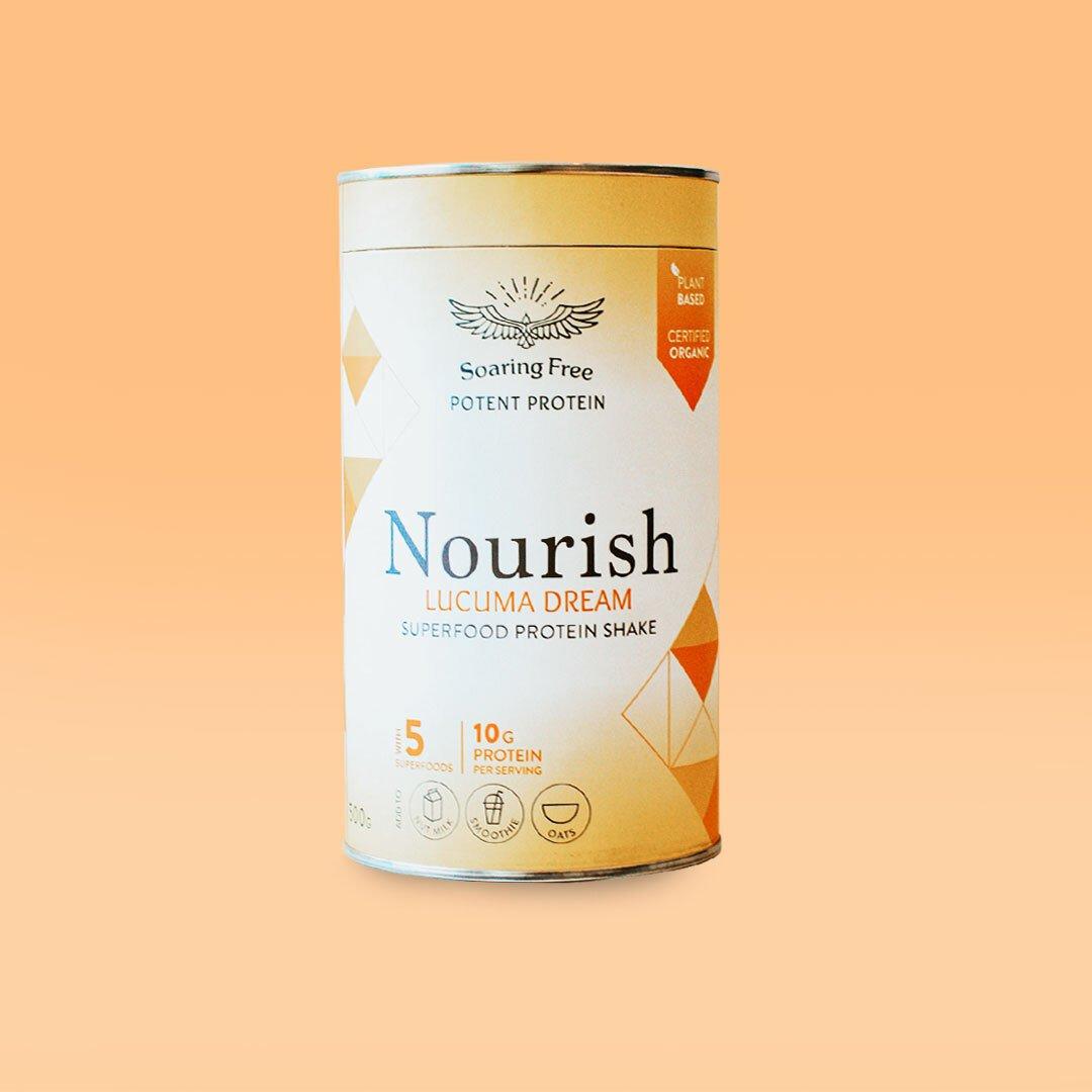 Nourish Superfood Protein Shake 500g