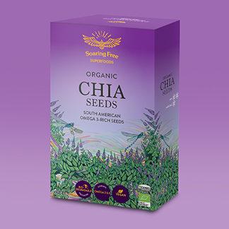 organic chia seeds soaring free superfoods