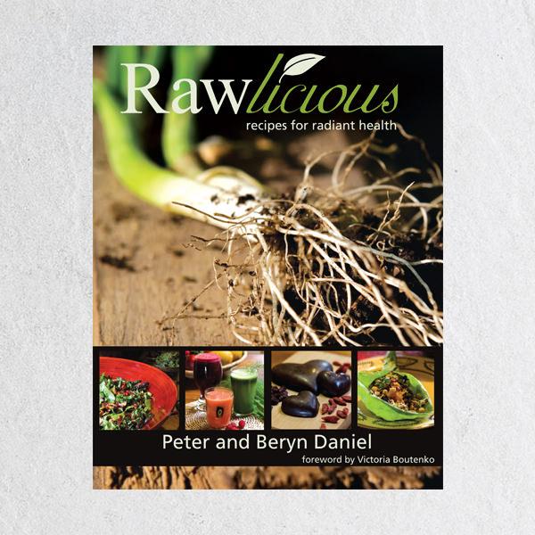 , Rawlicious Recipe Book
