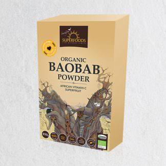 Baobab Powder, Organic Baobab Powder