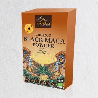 Black Maca Powder, Organic Black Maca Powder