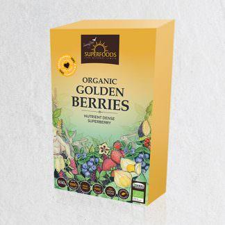 Organic Golden Berries, Organic Golden Berries