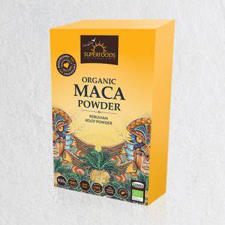 Organic Yellow Maca Powder, Organic Maca Yellow Powder