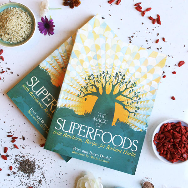 , The Magic of Superfoods (Hard Cover)