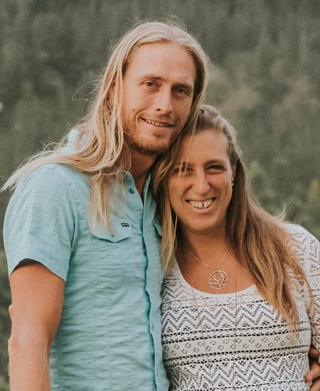 Peter & Beryn Daniel