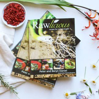 rawlicious recipes for radiant health