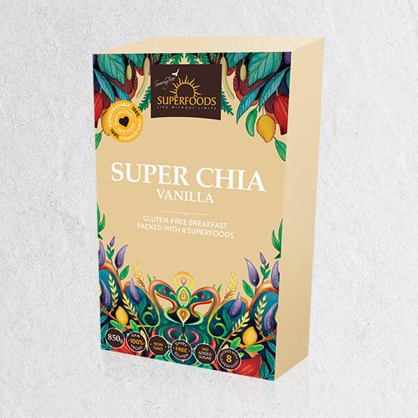 Super Chia Vanilla, Super Chia Vanilla