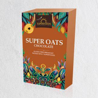 Super Oats Chocolate, Super Oats Chocolate