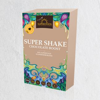 Super Shake Chocolate Boost, Super Shake Chocolate Boost