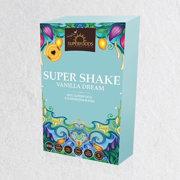 Super Shake Vanilla Dream, Super Shake Vanilla Dream