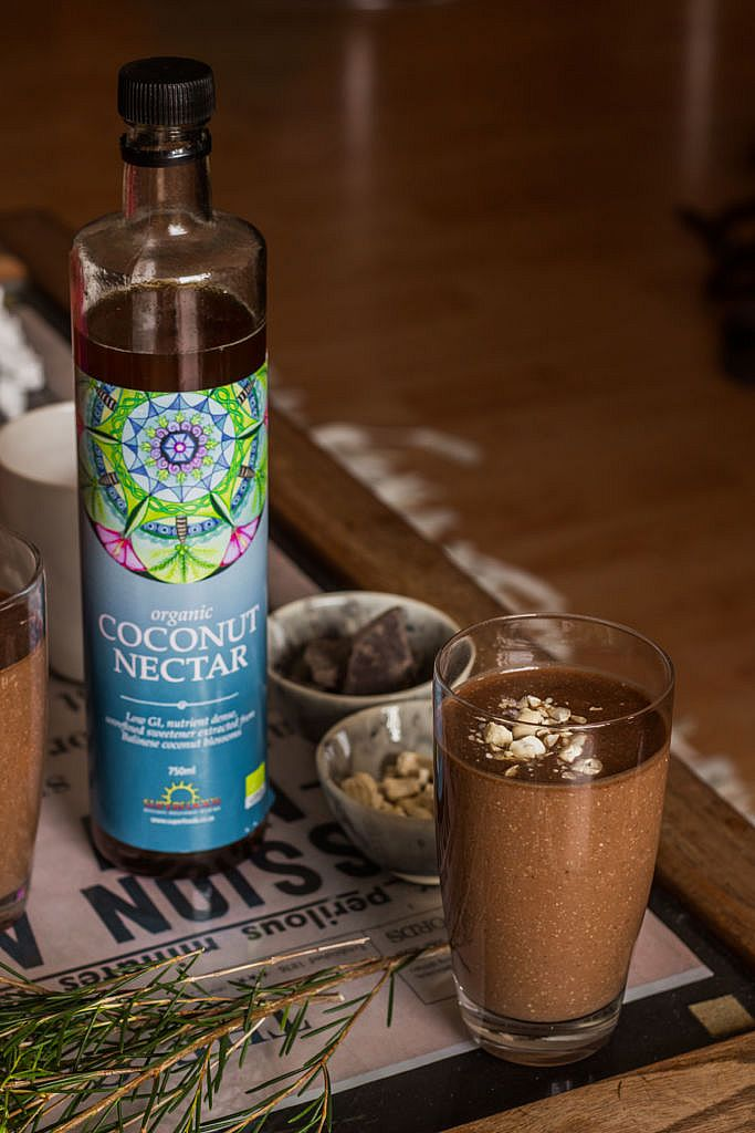 , Coconut Blossom Nectar: The New Agave?