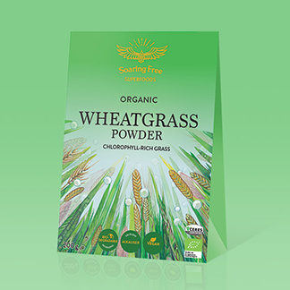 wheatgrass powder organic