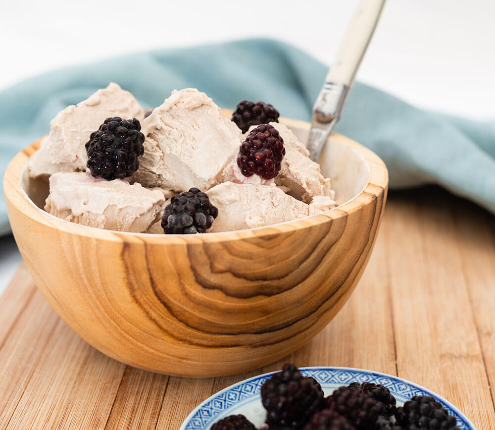 , Vegan DIY Ice Cream