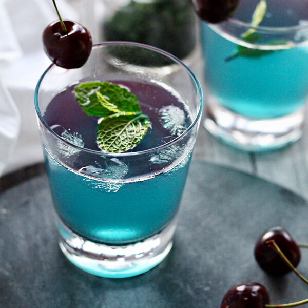 Super-Immune Blue Juice