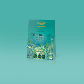 chlorella tablets organic soaring free superfoods