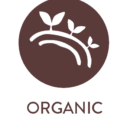 organic icon by Soaring Free Superfoods