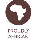 proudly african icon by Soaring Free Superfoods