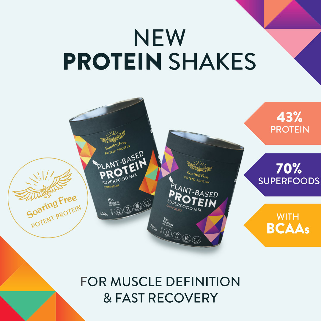 plant based protein vegan protein powders with superfoods