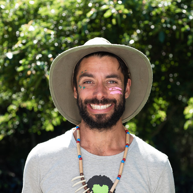 Conscious Conversations Podcast Misha teasdale Greenpop