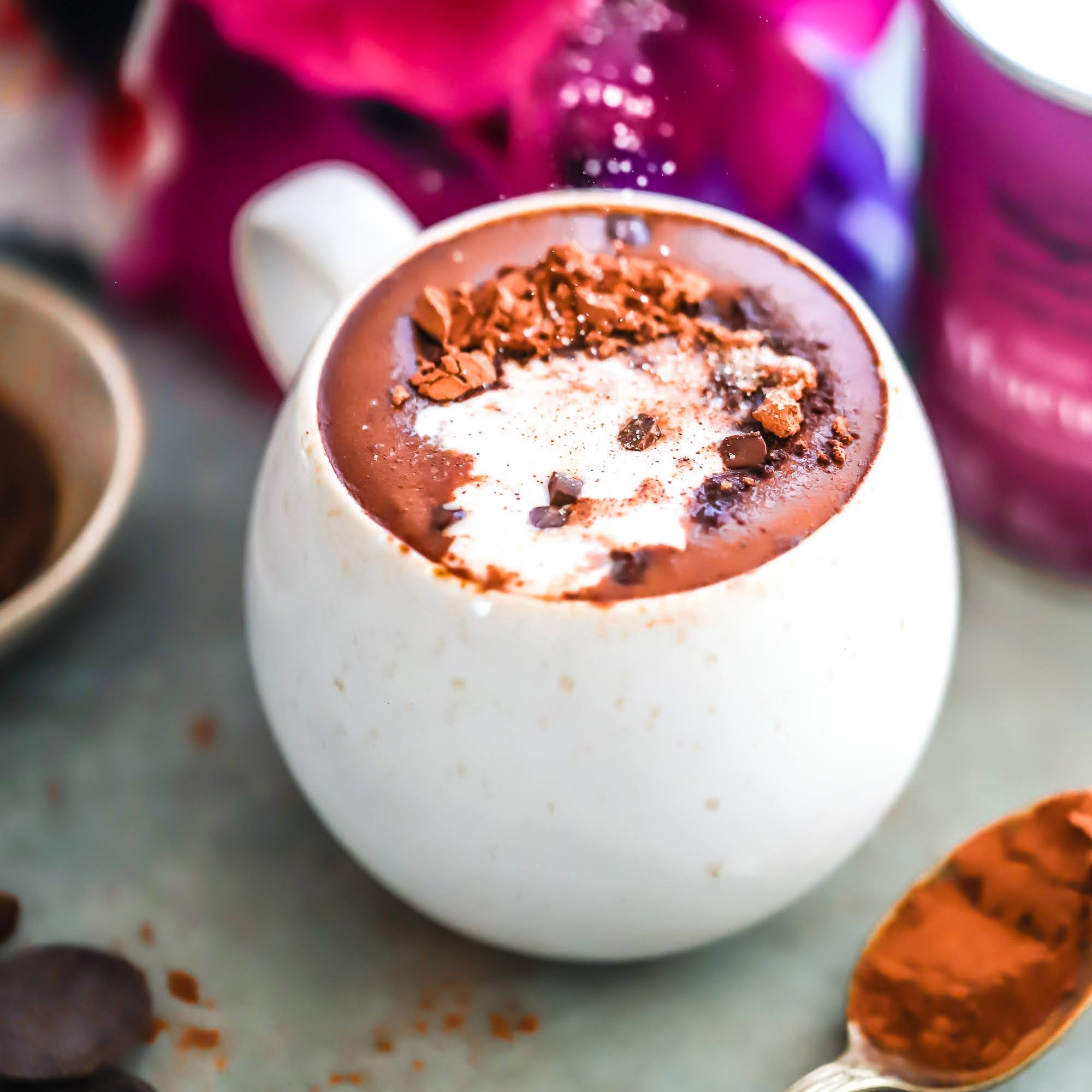 Mucuna Hot Chocolate