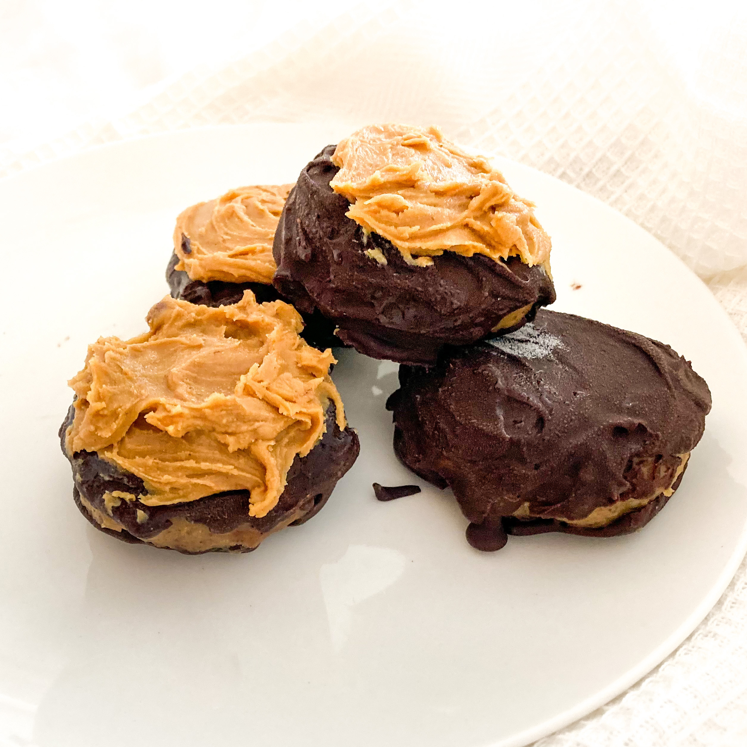 Peanut Butter Toffee Bites