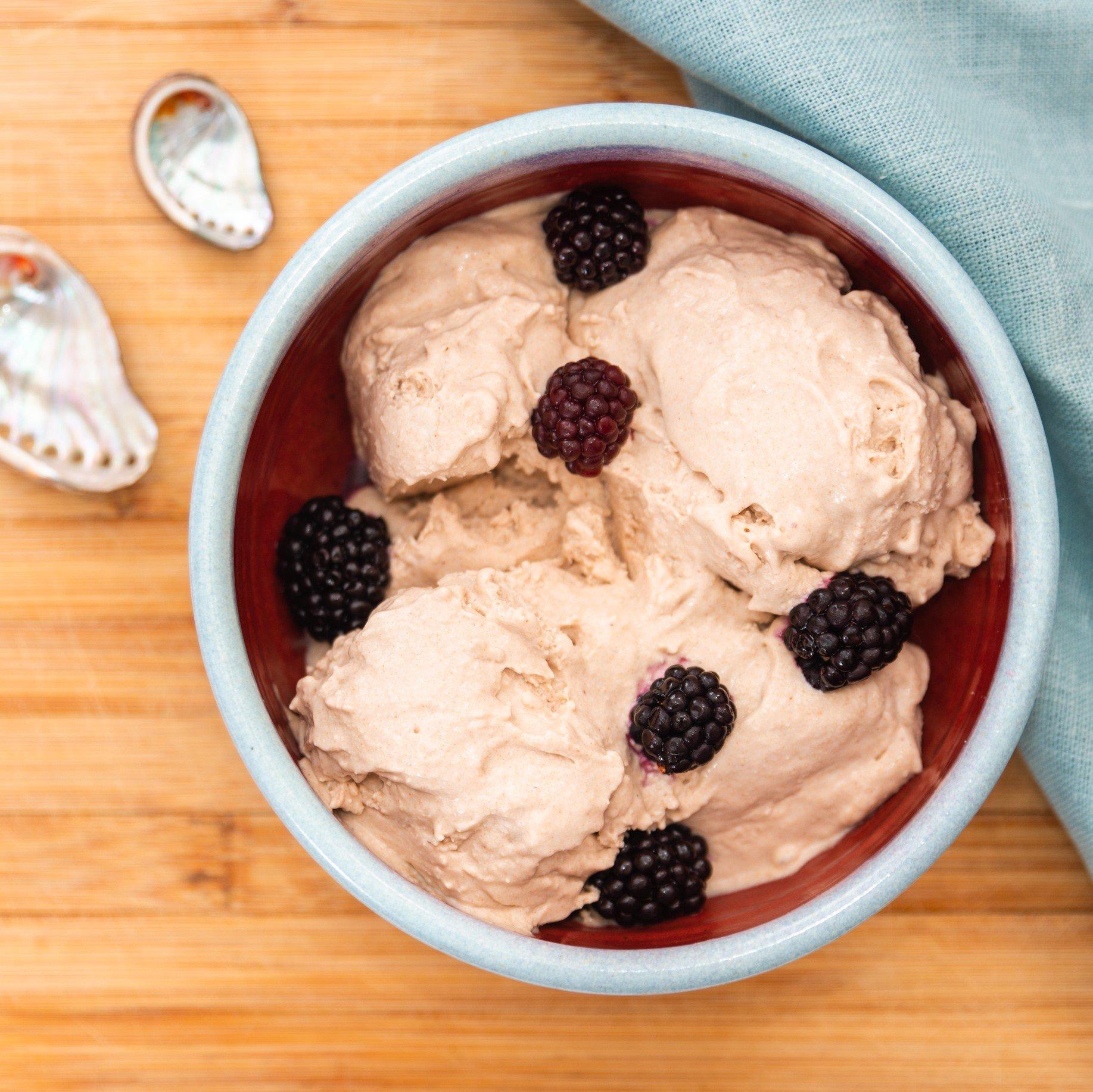 Lucuma Coconut Ice Cream