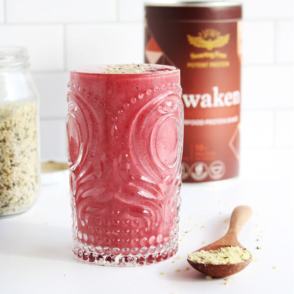 RECHARGE RED SMOOTHIE